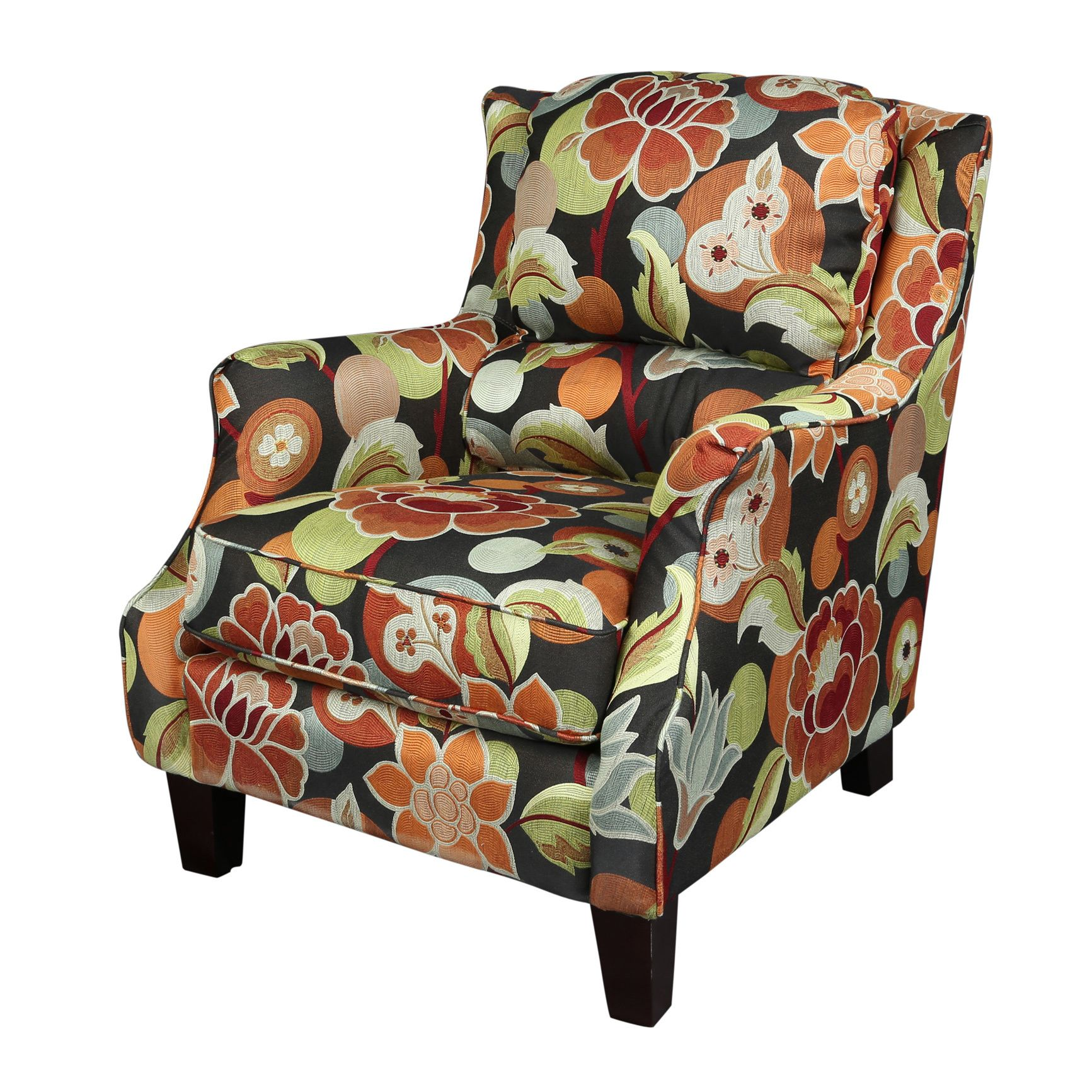 Give your home a refreshing update with this Zoe Floral Accent