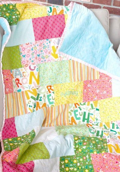 Snuggle Bricks Baby Quilt Easy Quilts Beginner Quilt Patterns Quilts