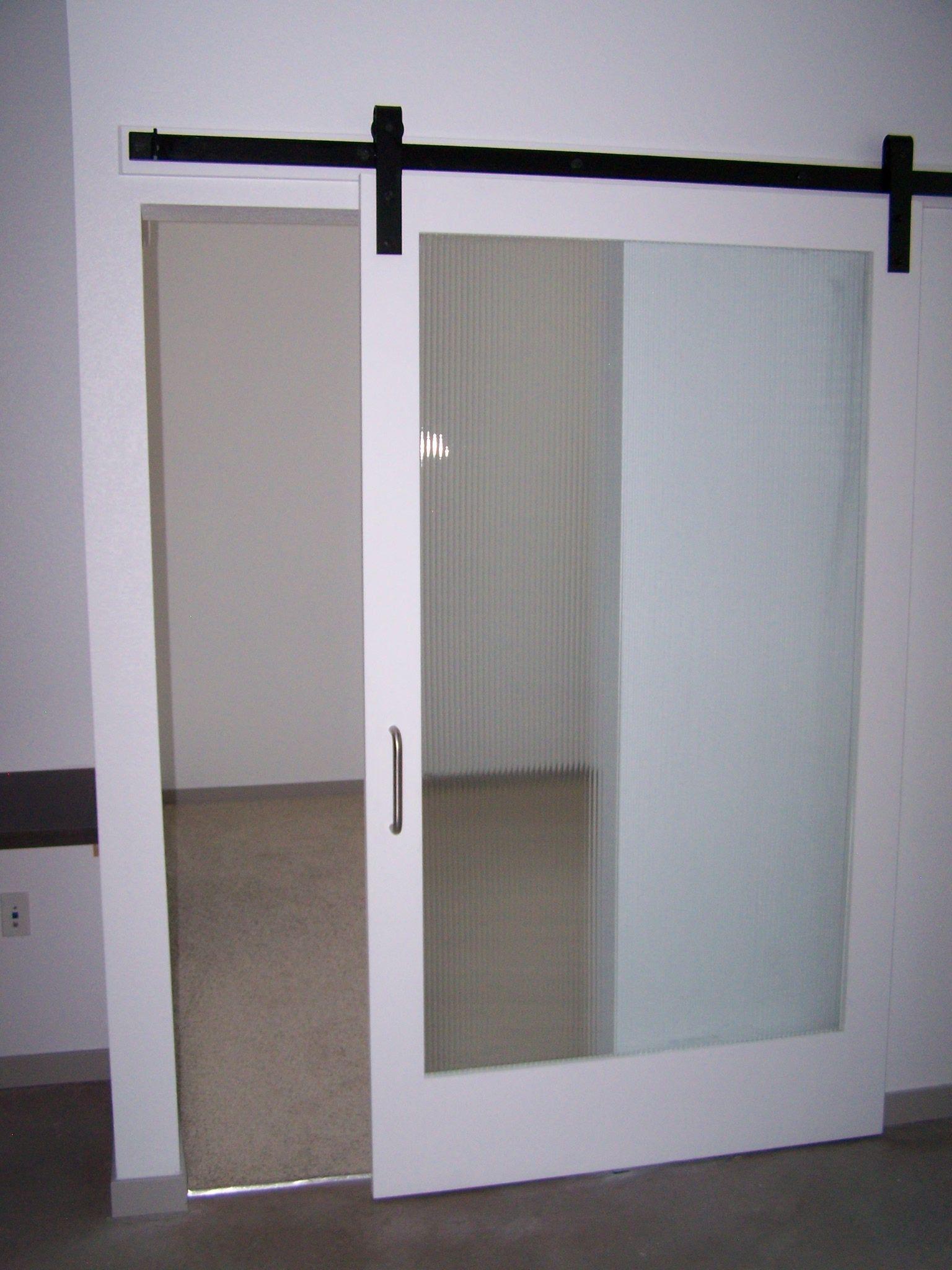 Custom Pocket Door Hardware