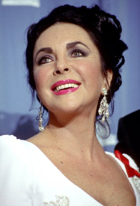 Elizabeth Taylor at The 64th Annual Academy Awards (1992)