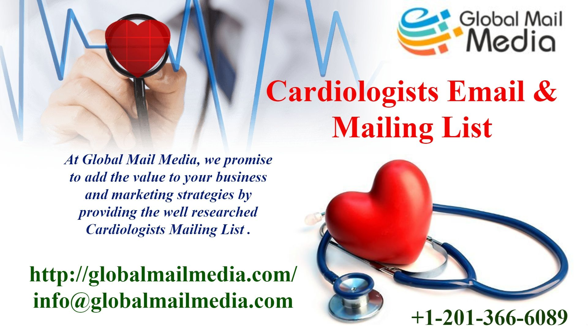 Cardiologists Email & Mailing List Business