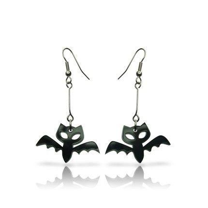 Bat Baby Earrings