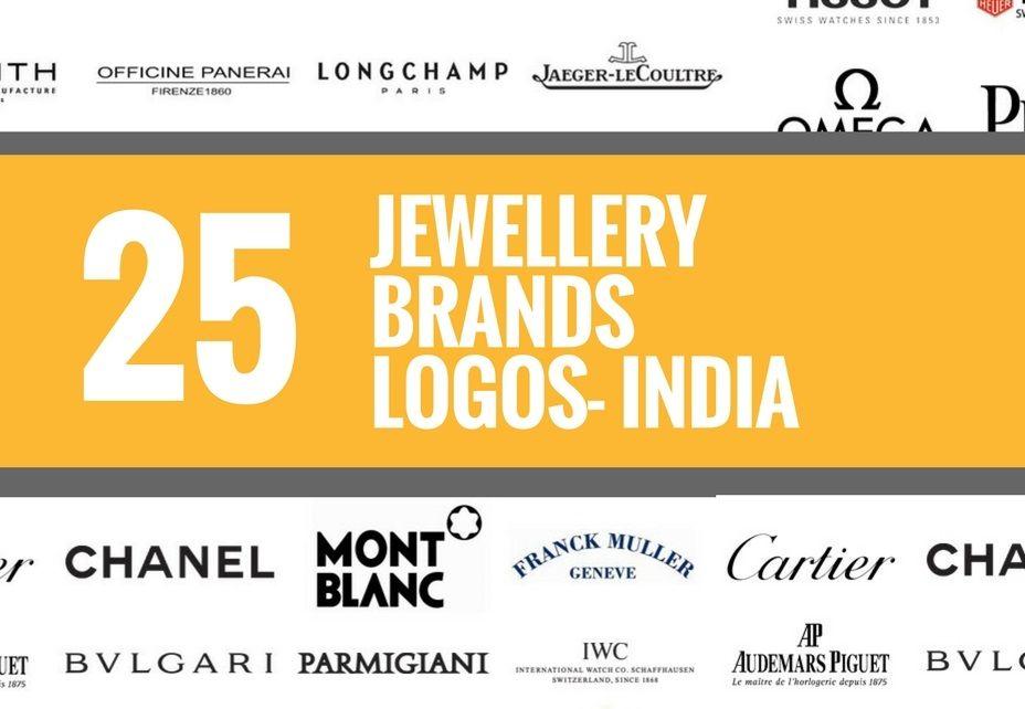 25 Best Jewellery Brands and Logos India Jewelry brand