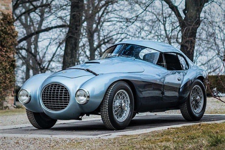 1950 Ferrari 166 Mm 212 Men S Gear Ferrari Classic Cars Italian Cars