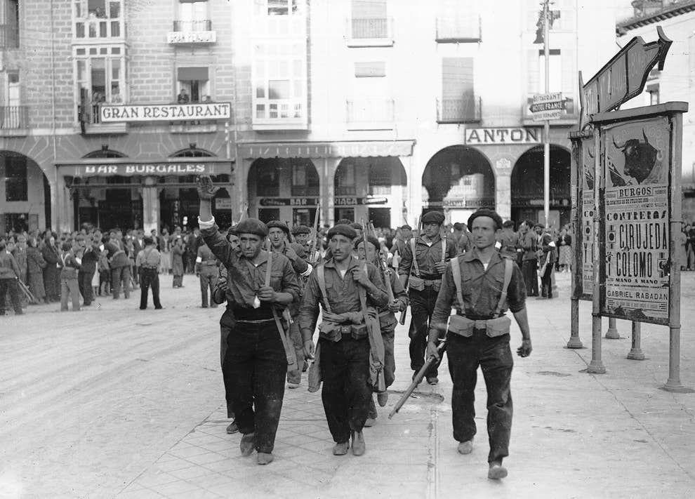 52 fotos que no habías visto nunca de la Historia de España
