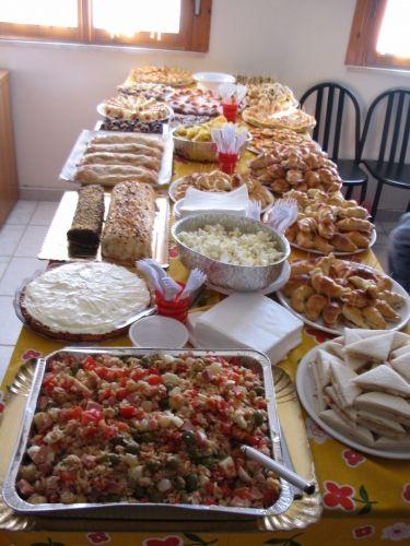 buffet compleanno  buffet - pranzi e cene  Pinterest  Buffet