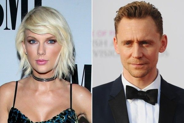 Taylor Swift and Tom Hiddleston Have Been Spotted Kissing ...