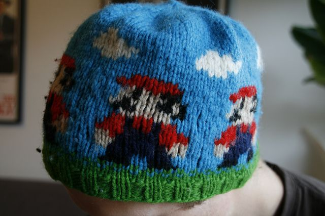 Ravelry Super Mario Hat Pattern By Anna Blix Crochetknit Pins