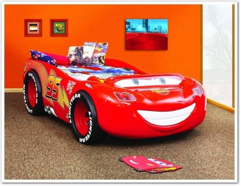 Letti per bambini a forma di macchina - Letto per bambini Cars