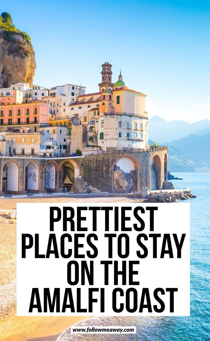 Photo of Prettiest Places to Stay on the Amalfi Coast