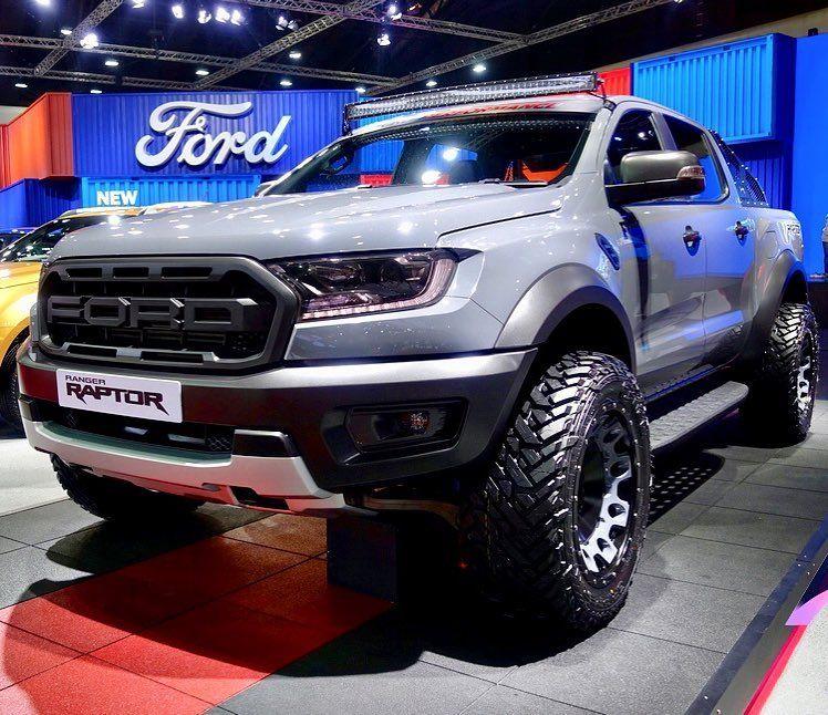 Ford Ranger Raptor Aftermarket Kit Debuts In Bangkok Image 414893