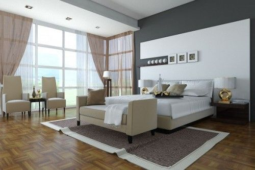 Designing a Romantic Small Bedroom for Couple | Beautiful ...
