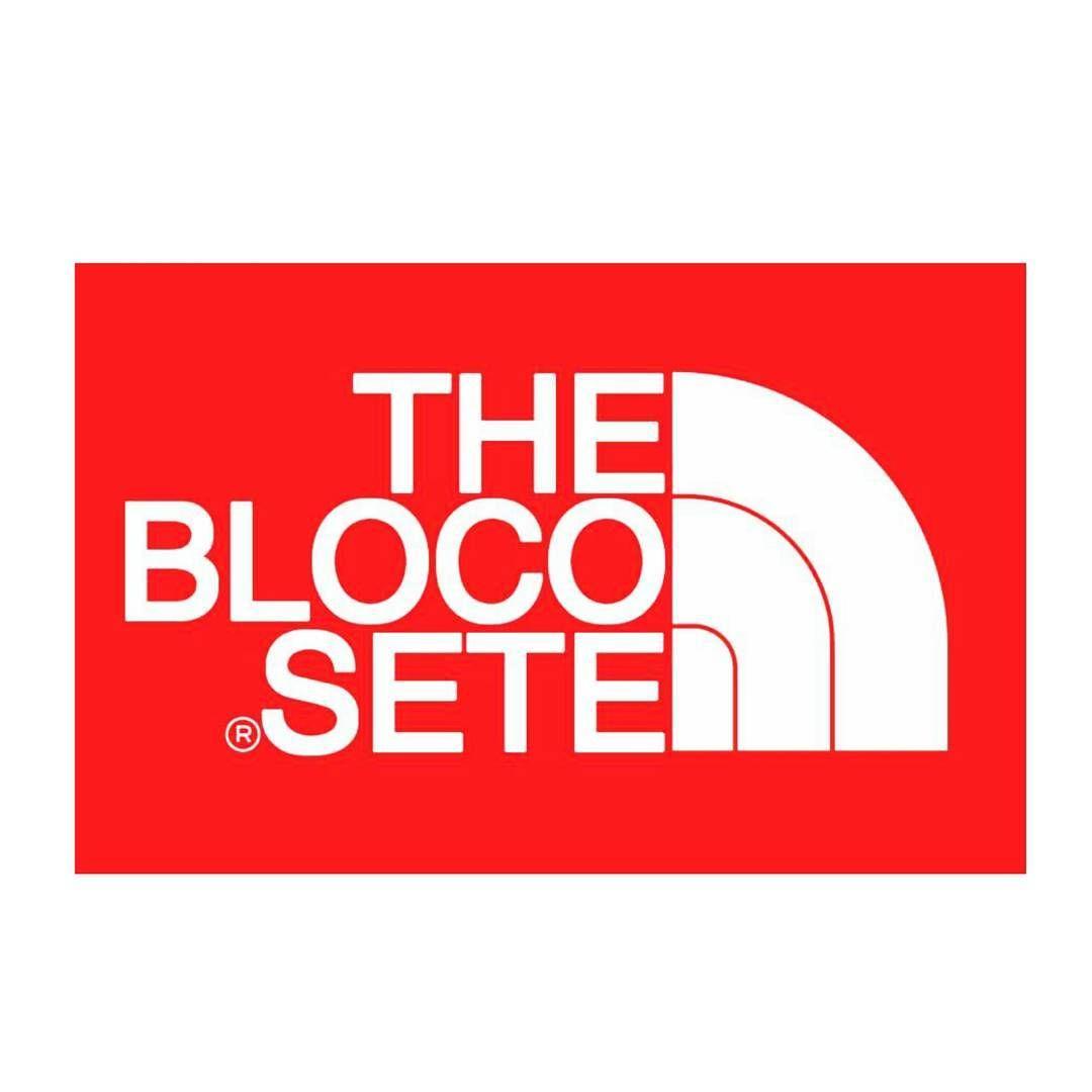 """303 curtidas, 12 comentários - Bloco 7  Oficial (@blocosete) no Instagram: """"The @blocosete  Releitura/Referência  Arte: @svntoslvcvs #Bloco7"""""""