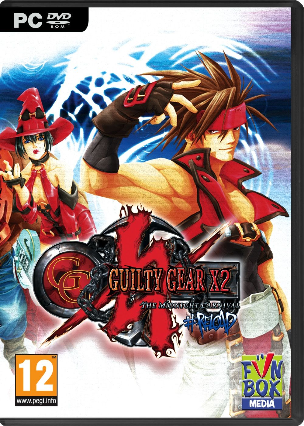 Guilty Gear X2 Reload The Midnight Carnival Pc Version Adbt Ditigo