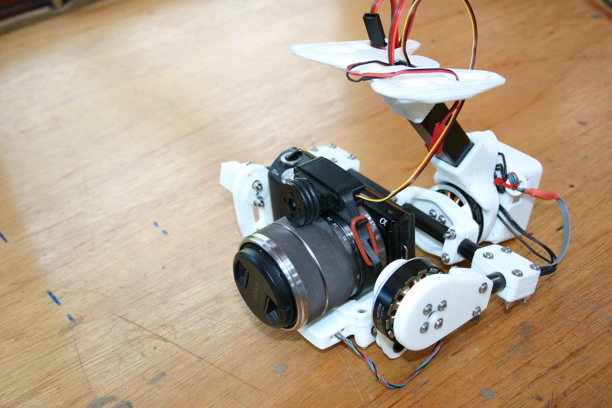 Camera Diy Dslr Camera 1000 images about diy gimbal on pinterest filmmaking arduino and gopro