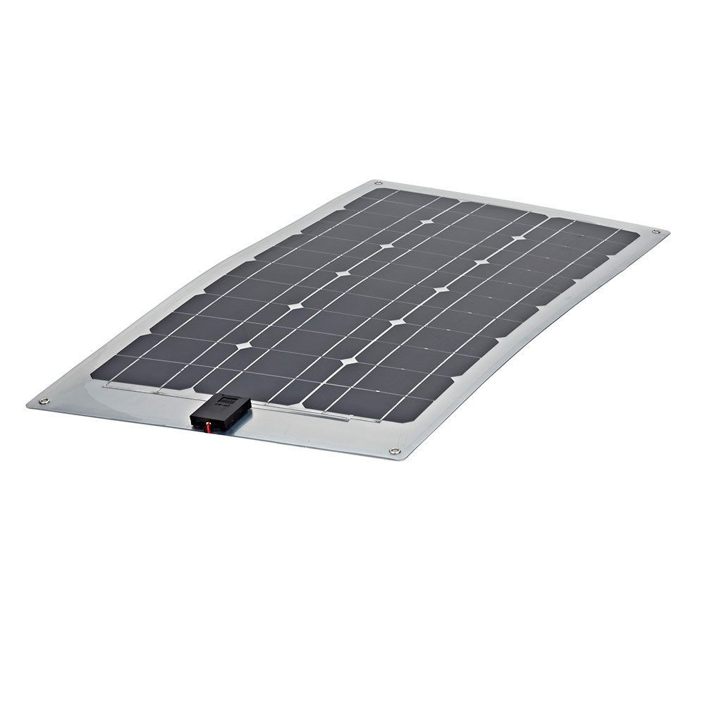 Biard 40w Semi Flexible Solar Panel 12v For Battery Charging Rv Boat Caravan Flexible Solar Panels Solar Roof Solar Panel