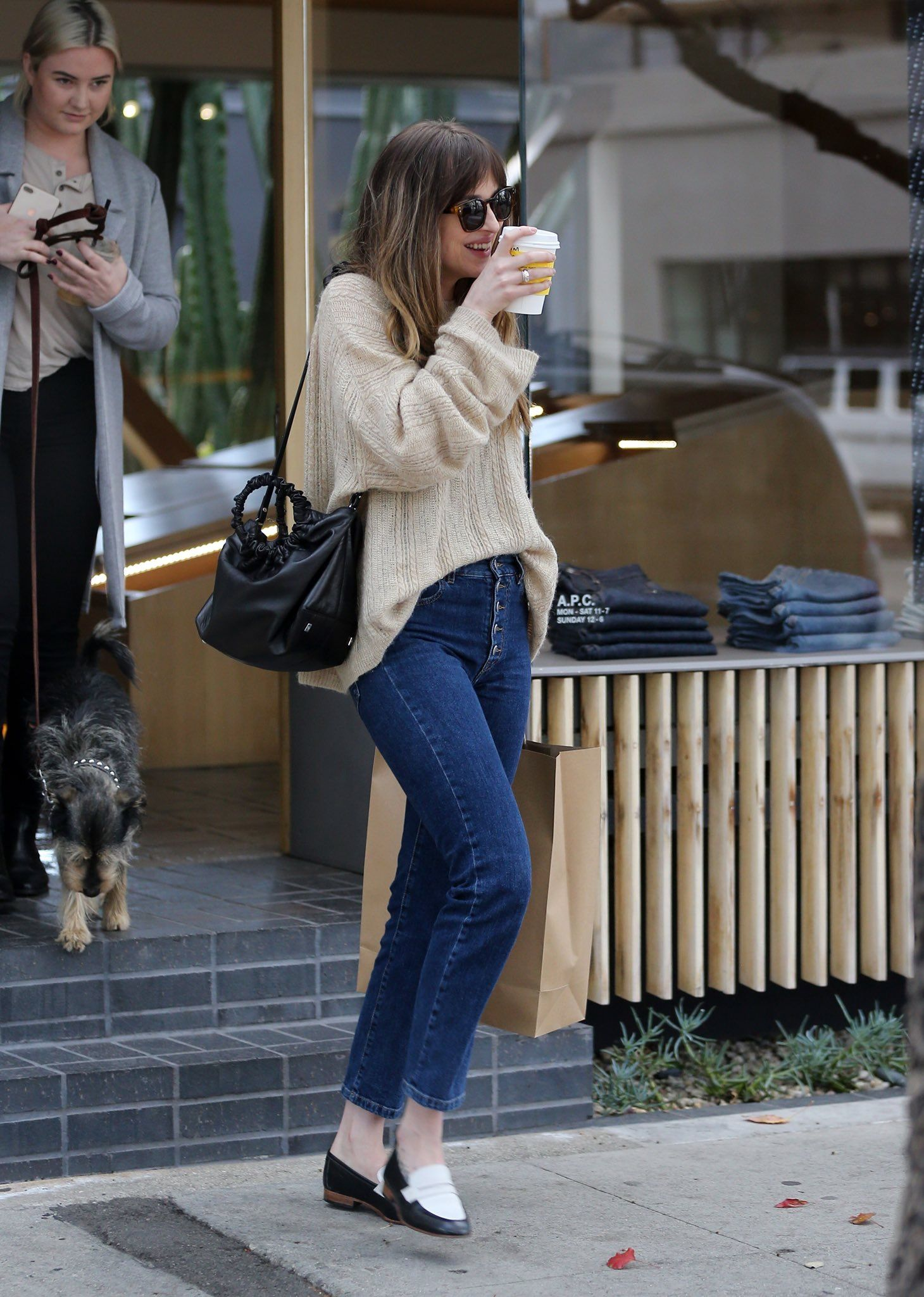 Watch Olivia culpo looks chic melrose place in west hollywood video
