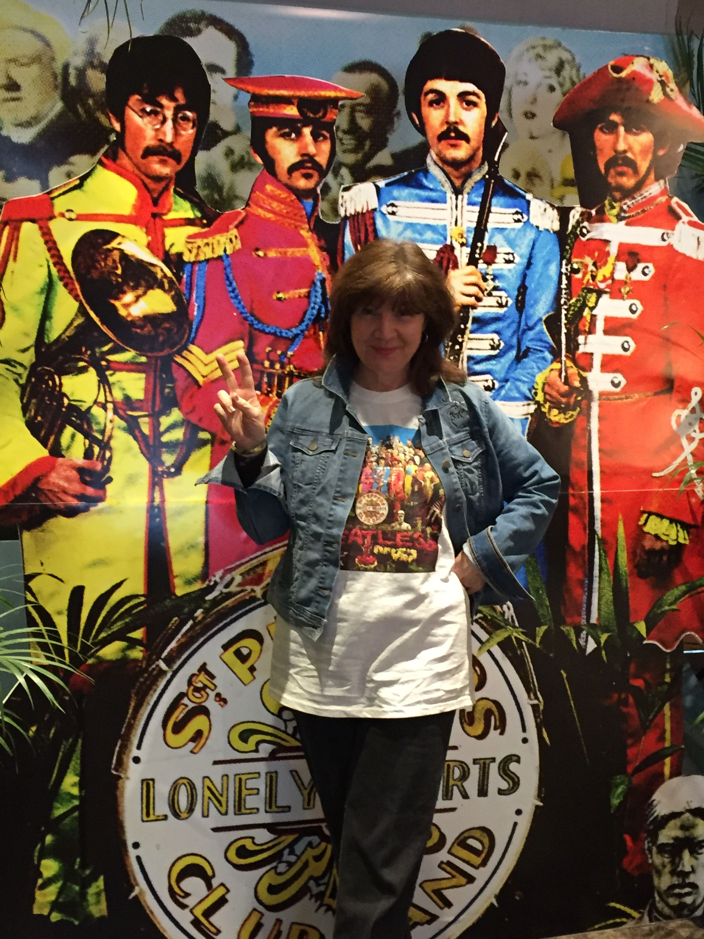 Beatlefest 2017! Sgt. Pepper is 50 ! Sergeant, Baseball
