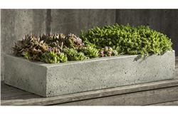 Buy Small Vela Planter Online With Free Shipping From Thegardengates Com Stone Planters Large Planters Planters