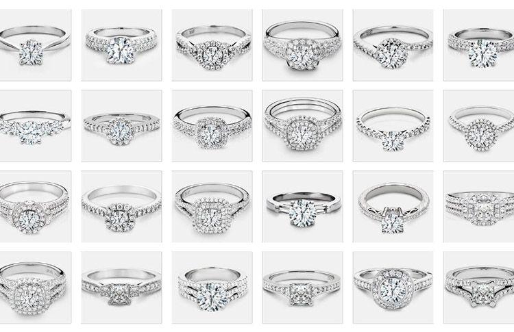 engagement ring styles info | wedding ideas | Pinterest | Engagement ...
