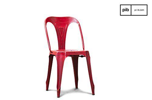 Sedie Rosse Ikea : Pib sedie sedia rossa multipl s in stile vintage finiture