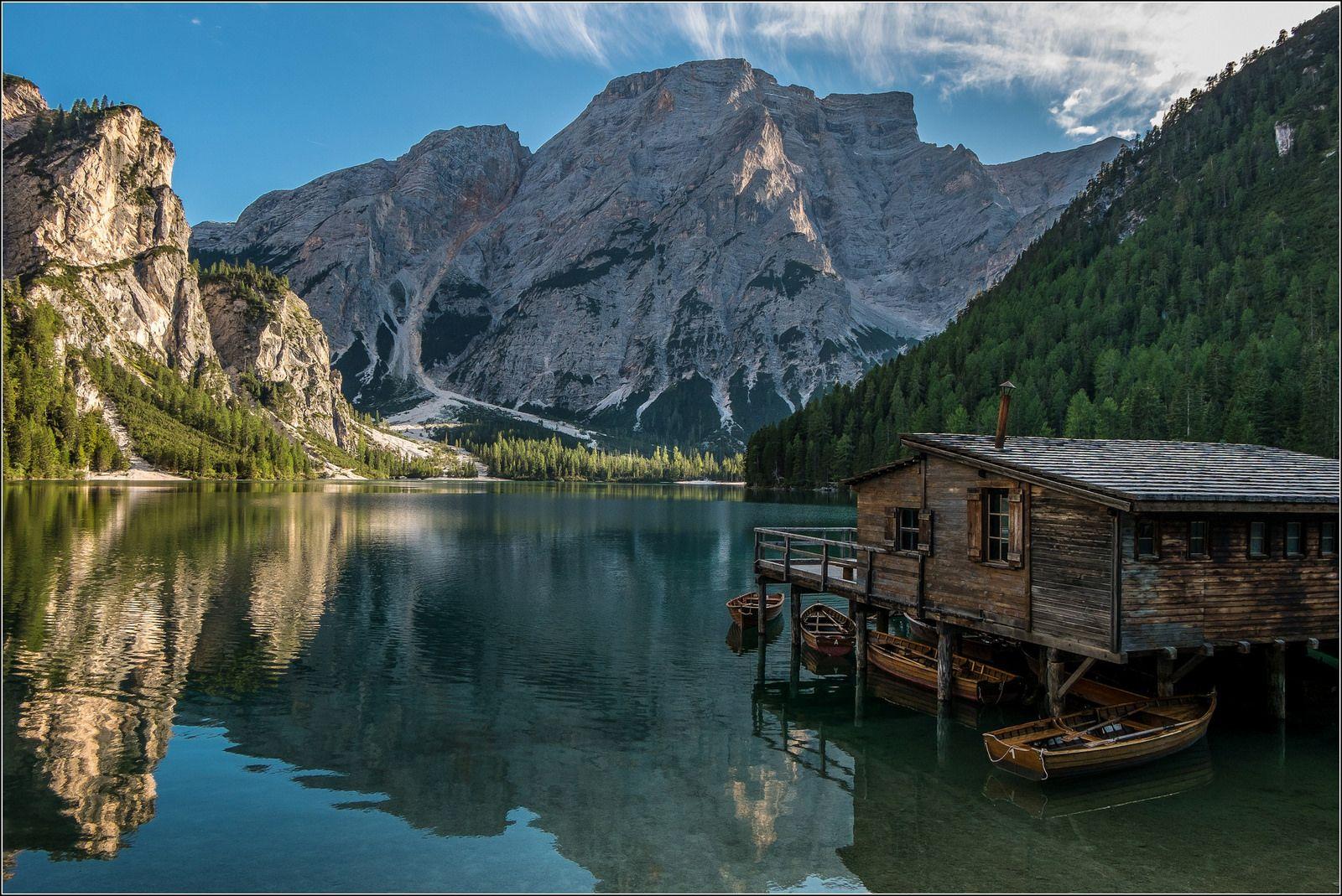 Dolomiti - lago di Braies | da Luigi Alesi