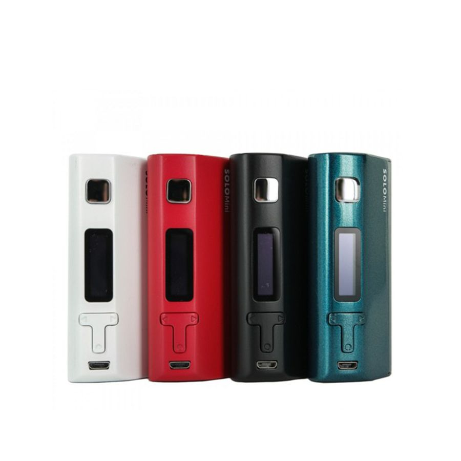 Ijoy Solo Mini 75W Taste Control Box Mod  /  Beautiful appearance , 84x540.4x23.4mm       #efuntop #vape #ecigs