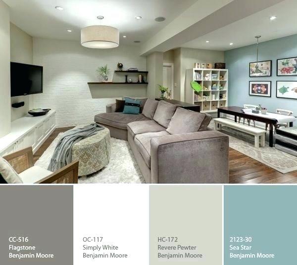 Open Floor Plan Color Scheme Open Plan Gray Paint Colors