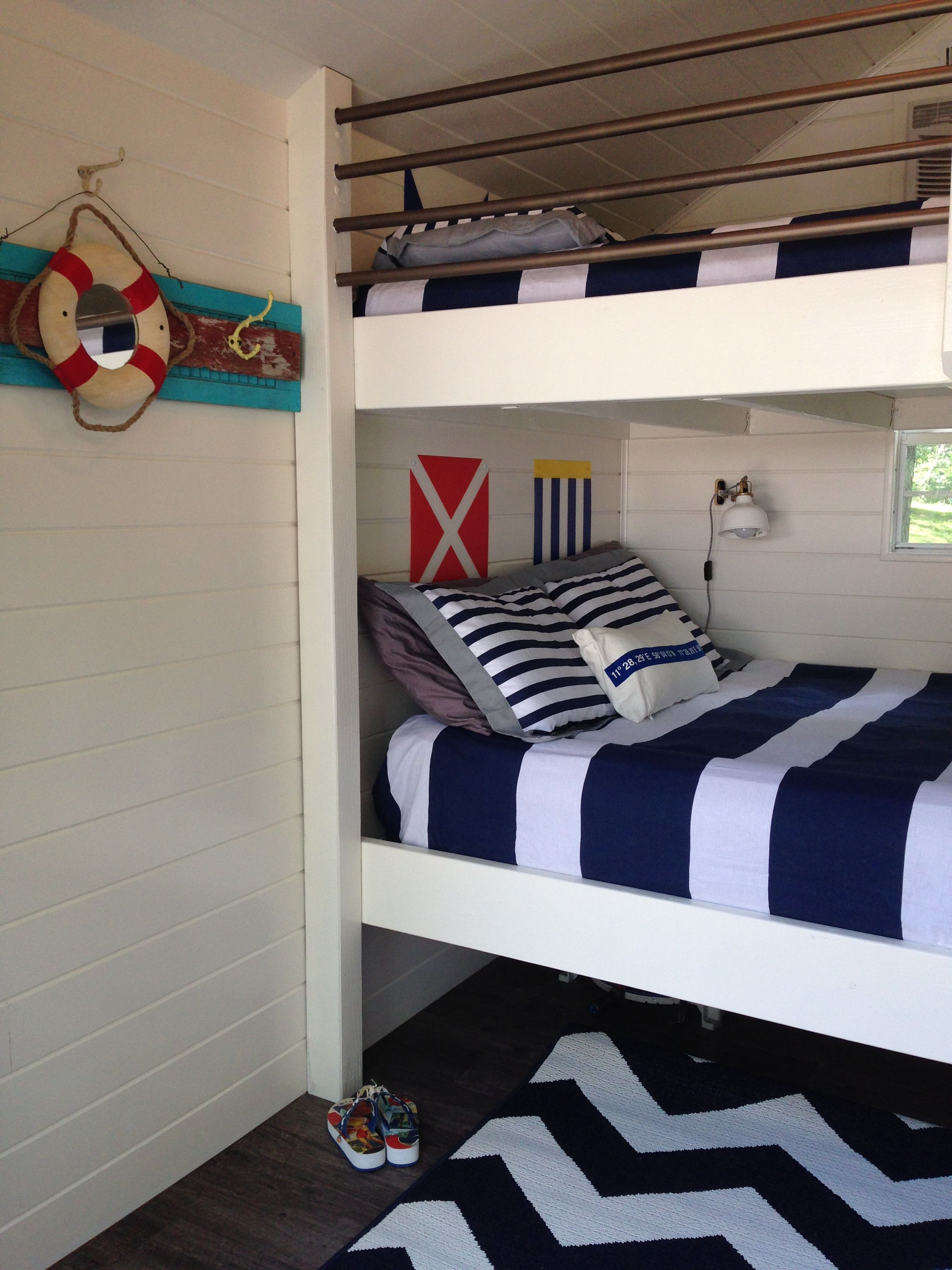 The Bunkie | Barn with living quarters, Barn living, Bed