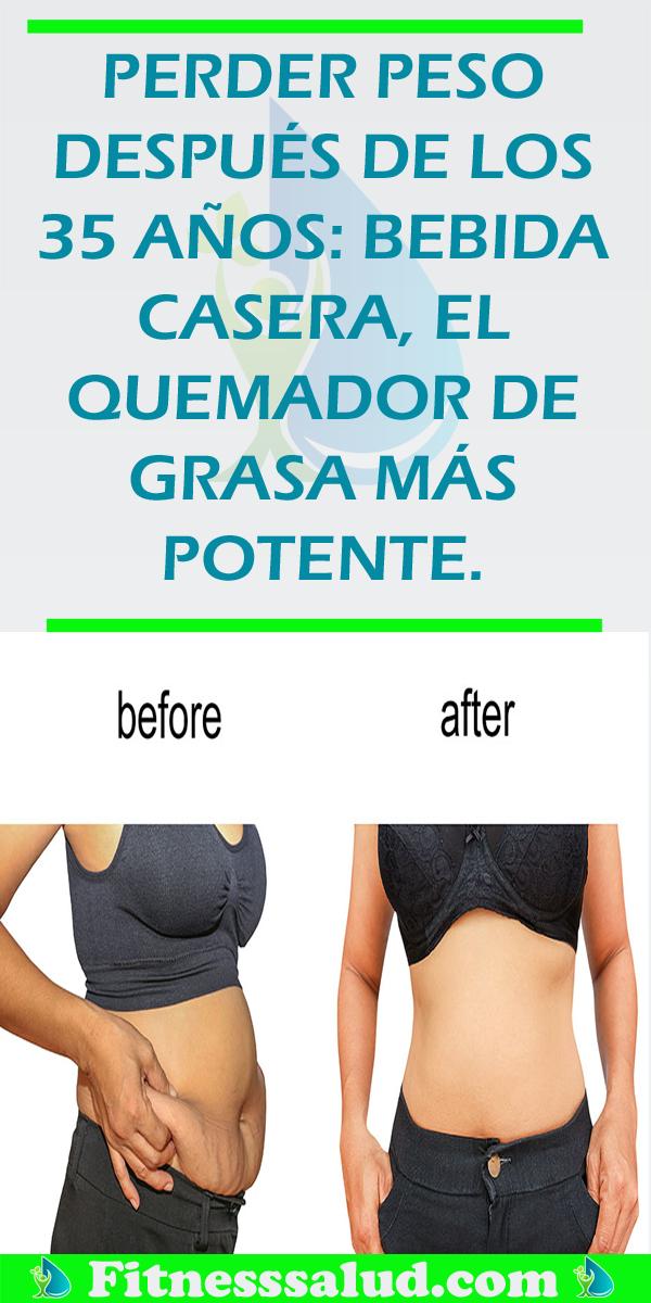 Bajar de peso y quemar grasa abdominal