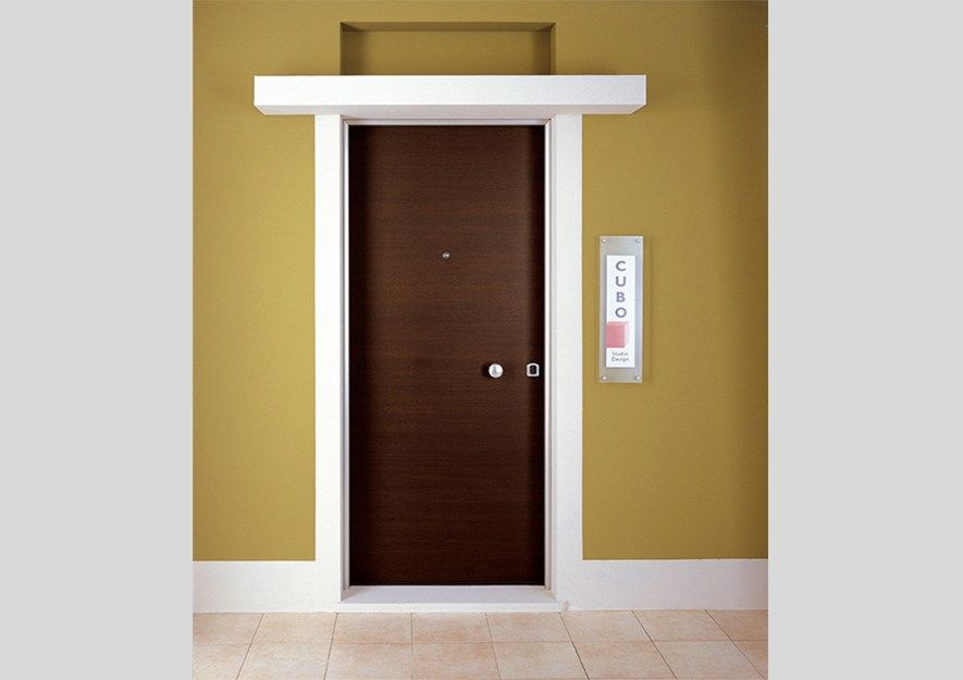 Wooden safety door 883 by DI.BI. PORTE BLINDATE | Home (Puertas ...