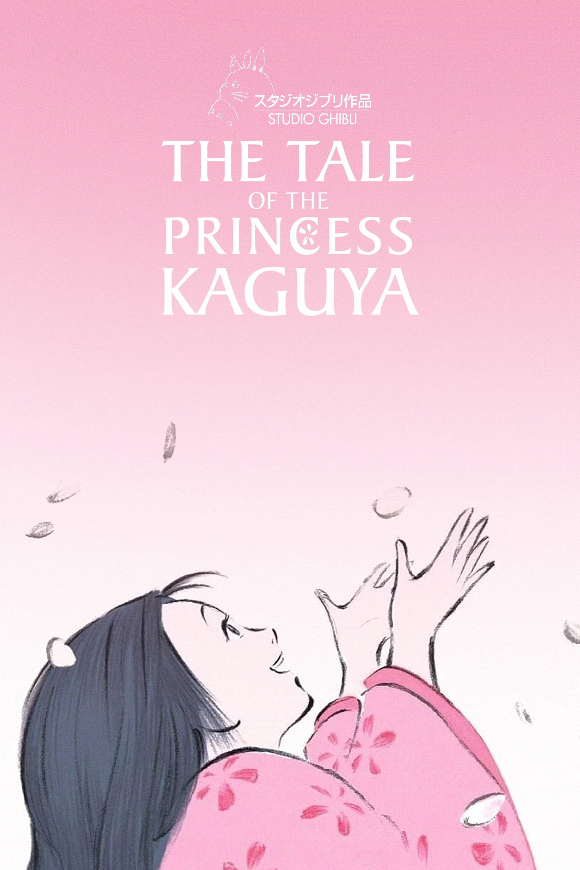 The Tale of the Princess Kaguya Full HD Sub (English