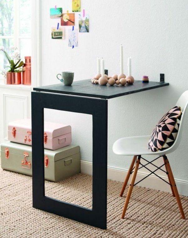 Klapptisch Designs Funktionalitat Und Stil In Der Wohnung