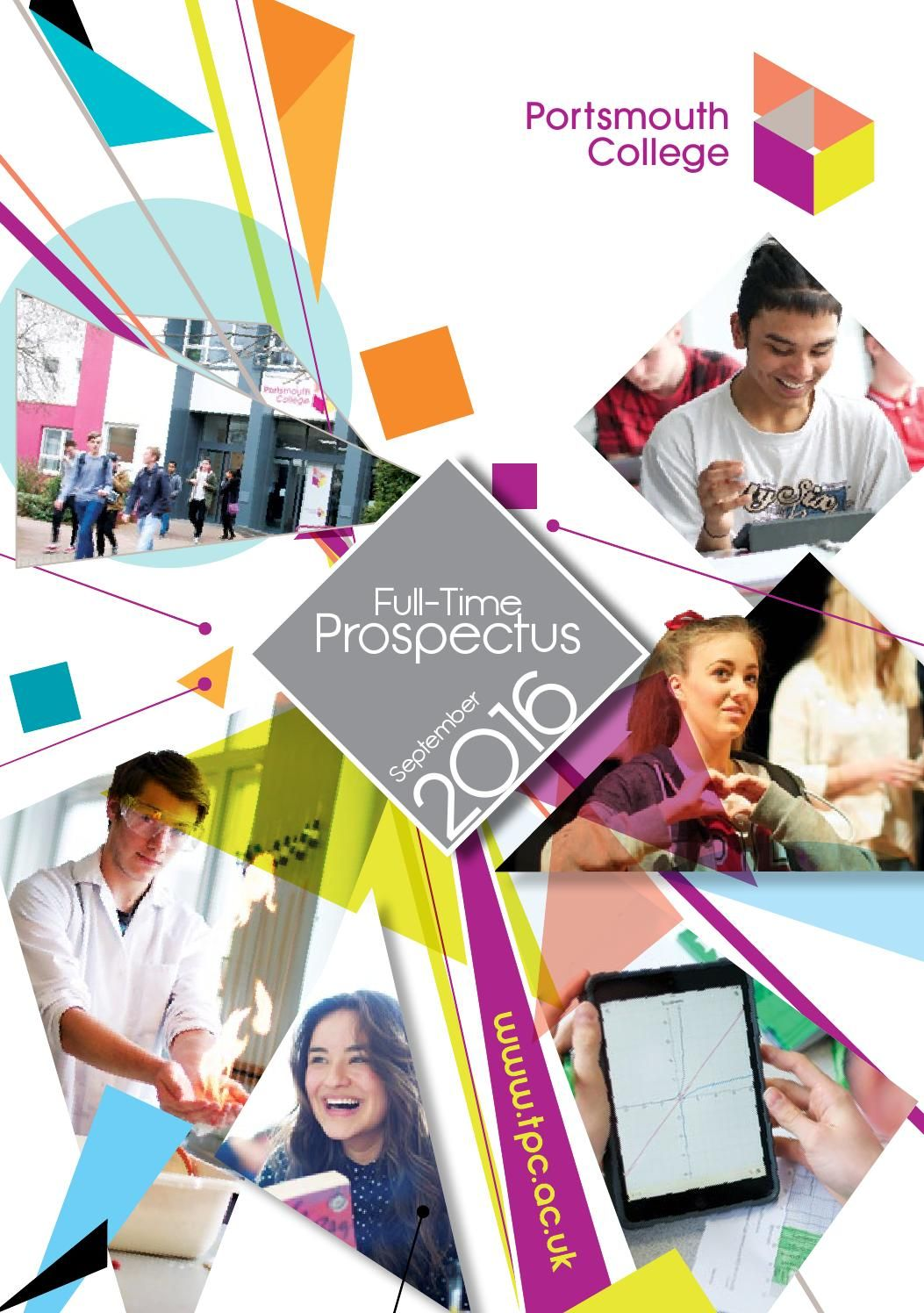 College Prospectus Design  Google Search  Student Placement
