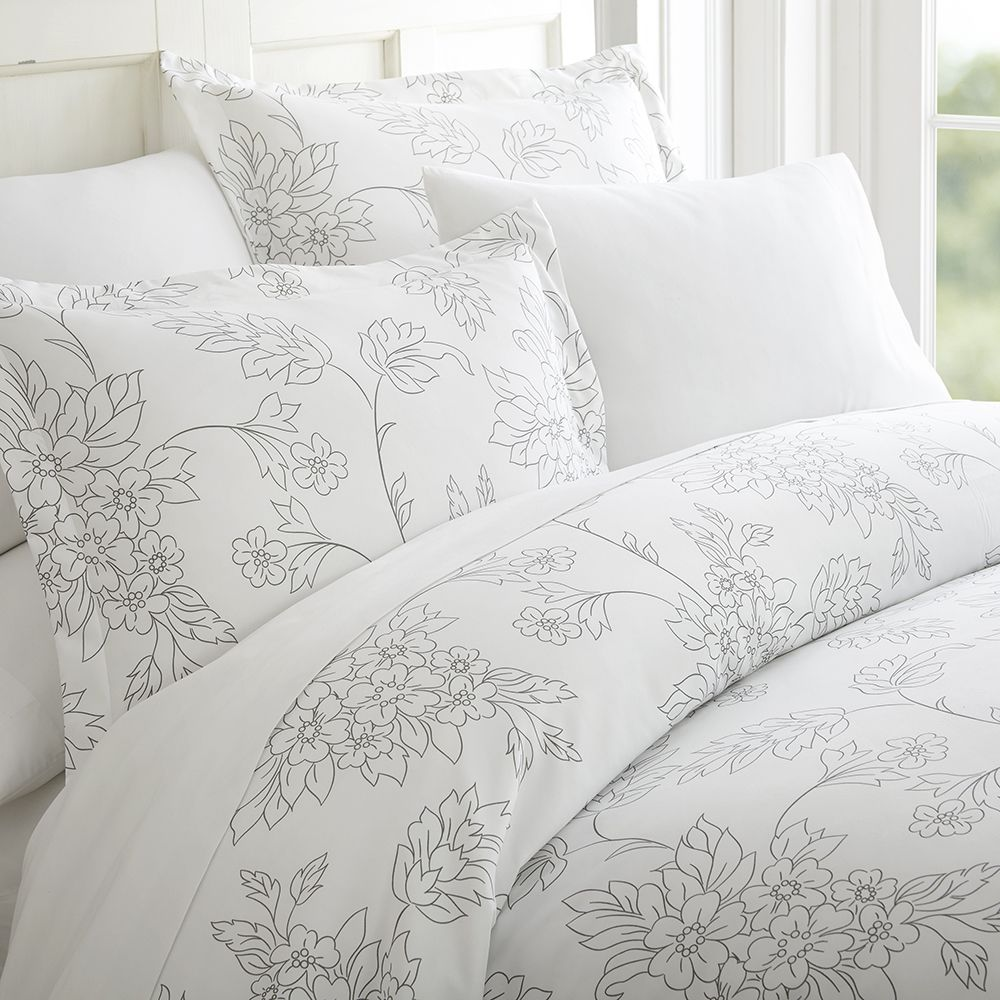 protect your comforter and improve the presentation of your bedroom