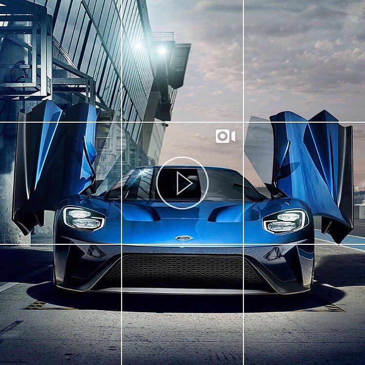 a car so hot it needed its own account check out magneticbydesign for an exclusive look at the all new 2017 fordgt ford gt car ford van wert pinterest