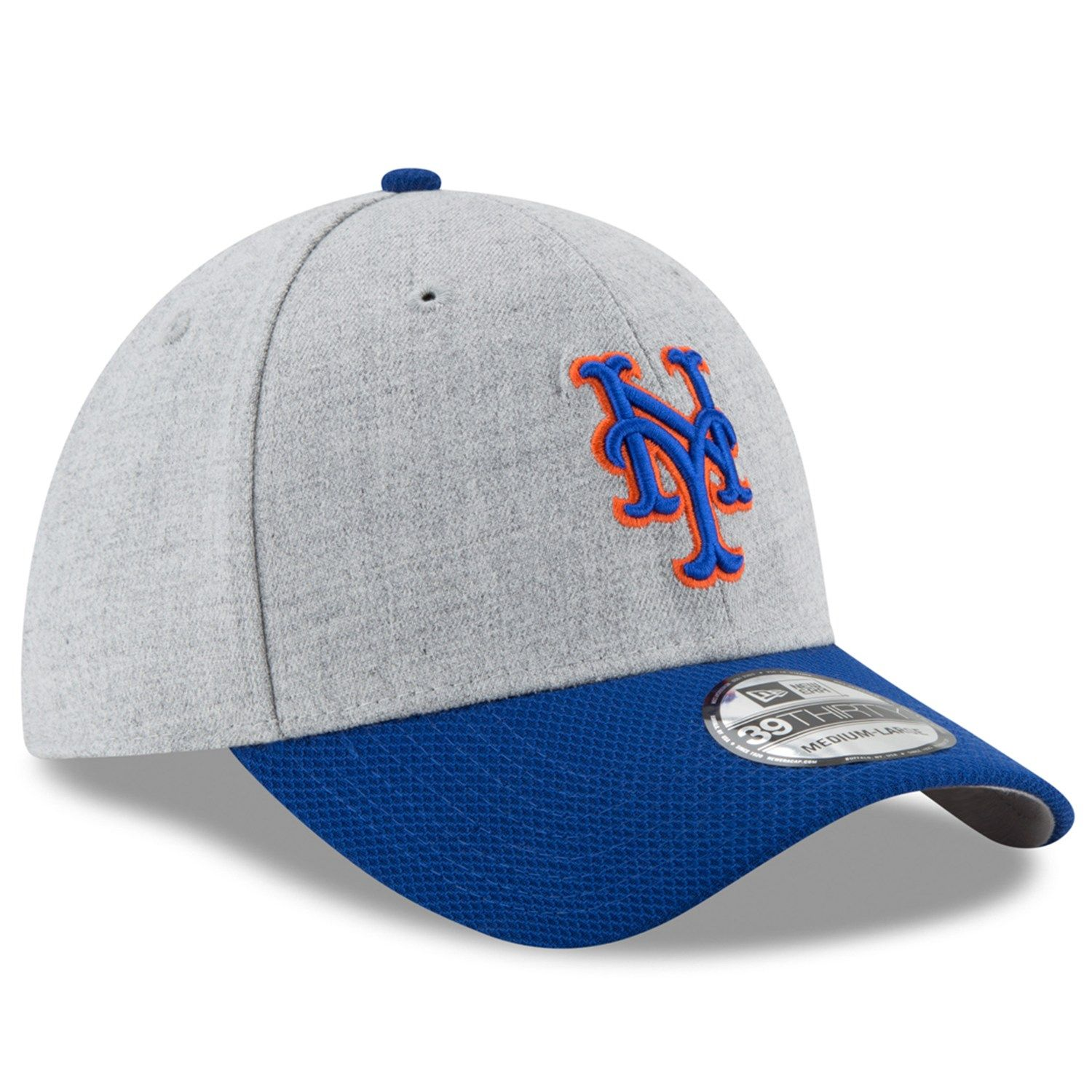 check out ea9bf 70644 Adult New Era New York Mets Change Up Redux 39THIRTY Fitted Cap  York,