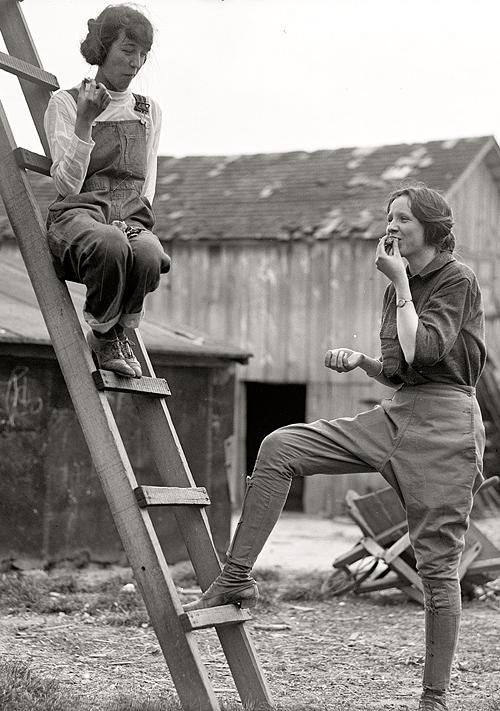 Girl Scouts, Washington, 1918