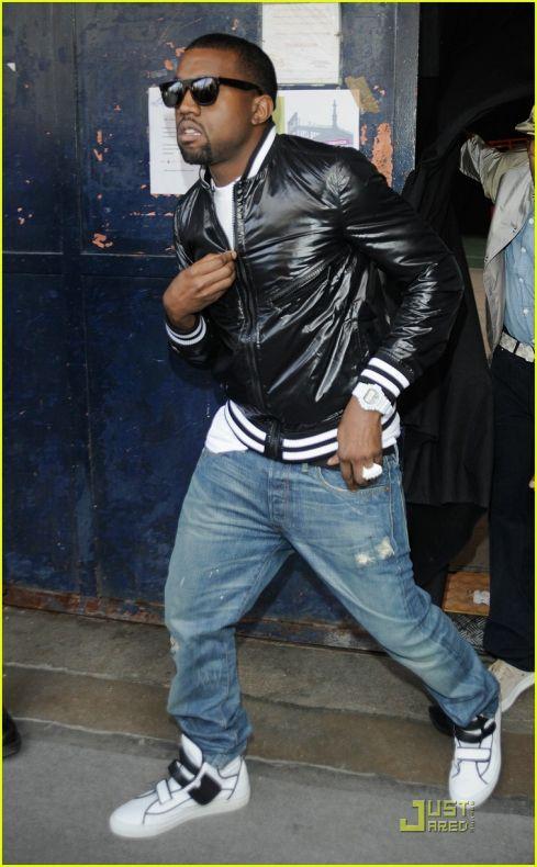 Kanye West Pastelle Varsity Jacket Kanye West Outfits Hip Hop Outfits Kanye West Jacket