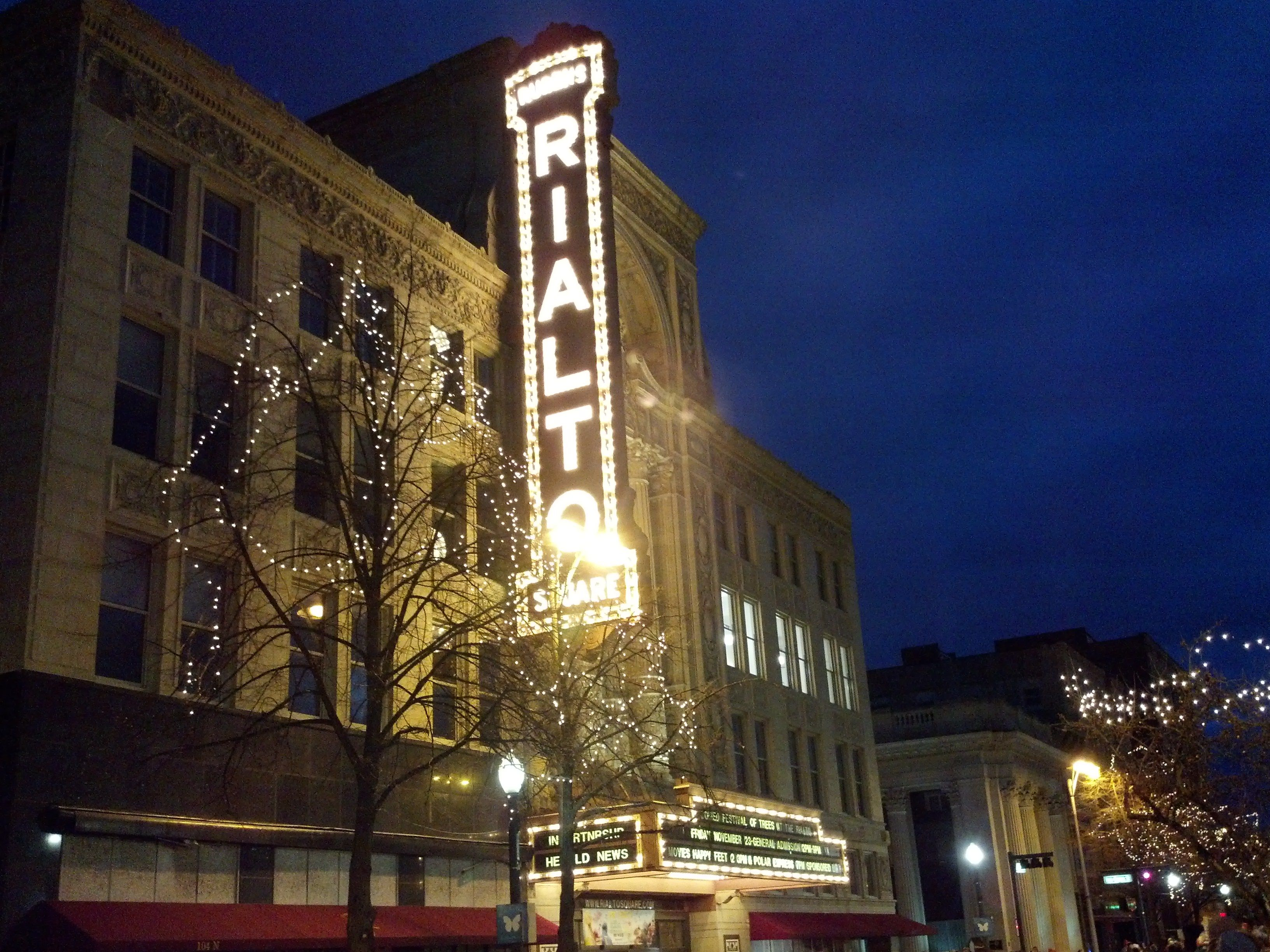 Rialto Square Theater, Joliet IL | Entertainment and