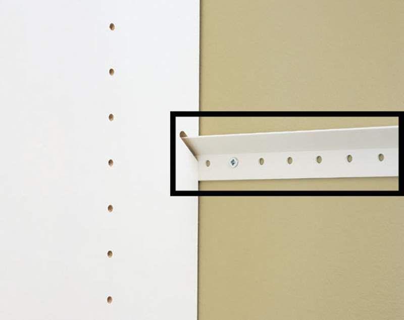 Easy Track Re1096 Easy Track Closet Closet System White Closet