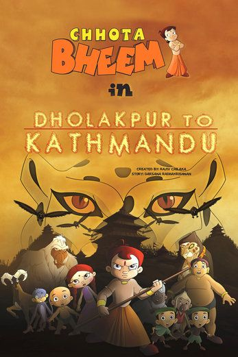 Chhota Bheem - Dholakpur to Kathmandu - Rajiv Chilaka Chhota - best of chhota bheem coloring pages games