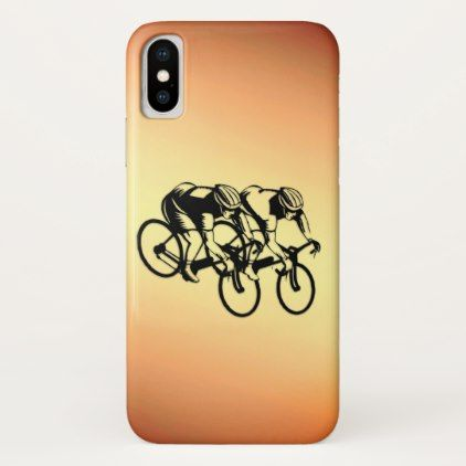 reputable site 9d278 11ce2 Day Bicycle Race iPhone X Case - diy cyo customize create your own ...
