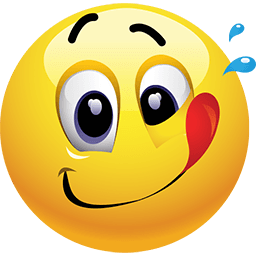 This High Quality Looks Yummy Emoticon Will Look Stunning When You Use It In Your Facebook Comment Or Chat Messen Funny Emoticons Emoticons Emojis Emoji Images