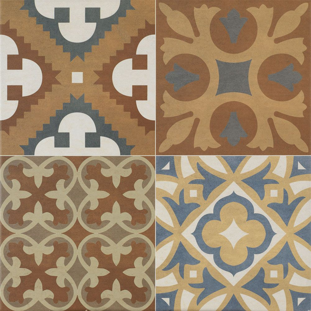 Image gallery moroccan tile floor Moroccan ceramic floor tile