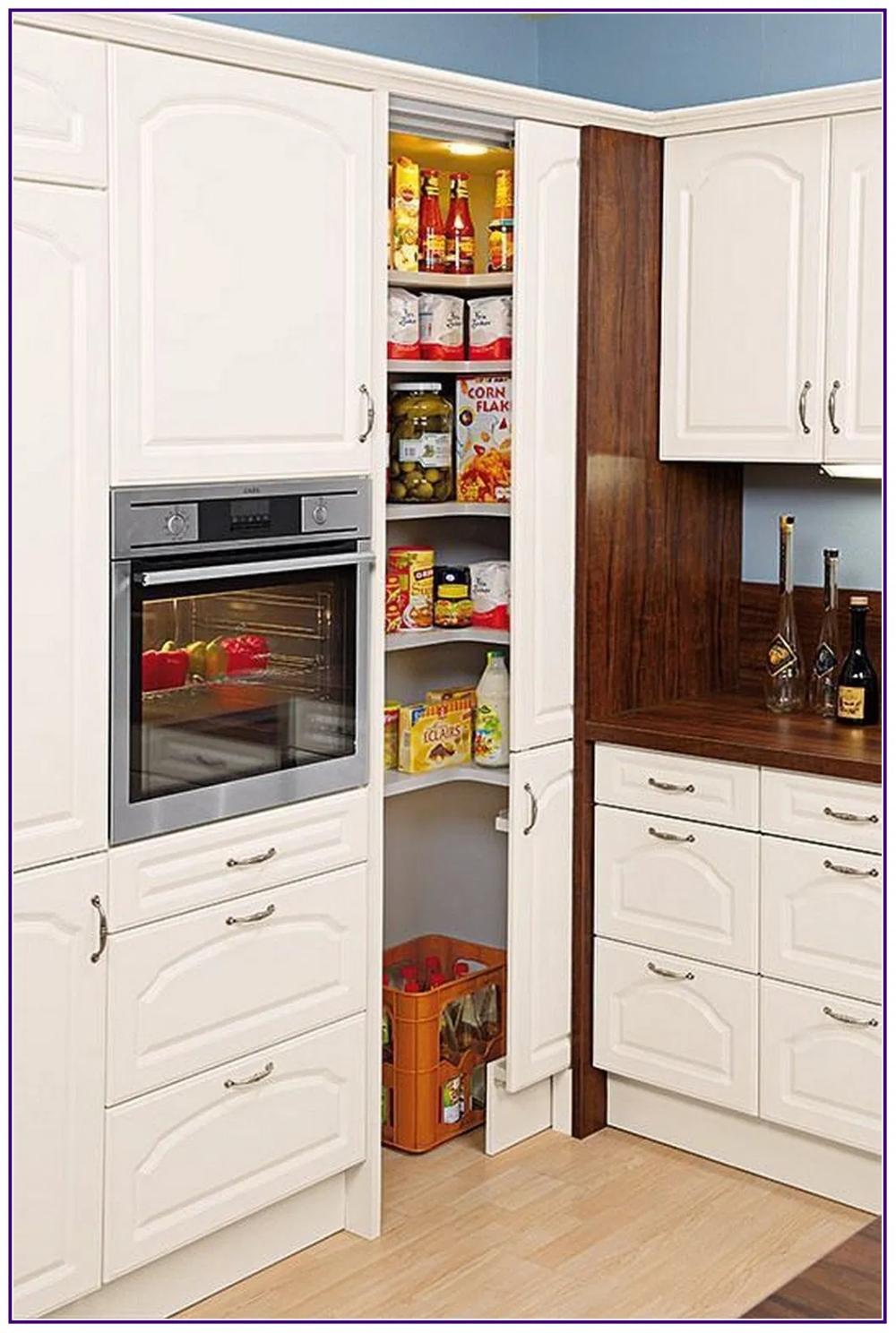 Idee Per La Cucina 24 well kitchen organized and storage ideas 00011 nel 2020