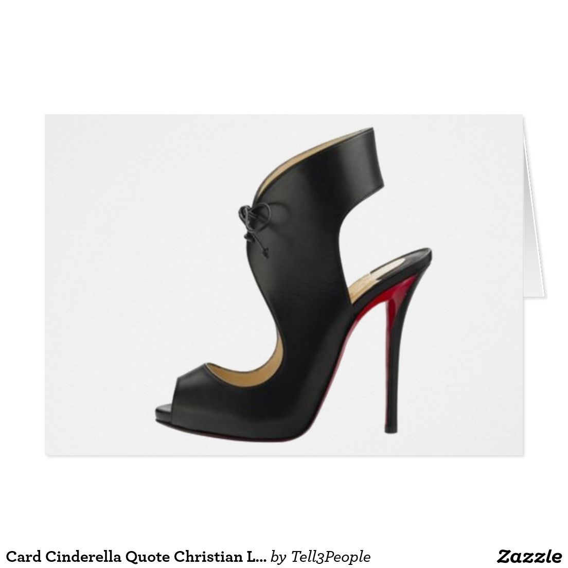 6505ef2169d9 ... canada card cinderella quote christian louboutin shoes 9cfa5 8513b