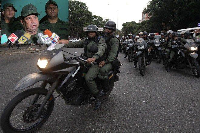 Detenidas 70 personas en despliegue de seguridad en Carabobo