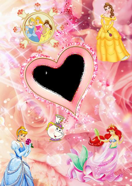 Princesas Disney: imprimibles gratuitos. | paper idea - Disney ...