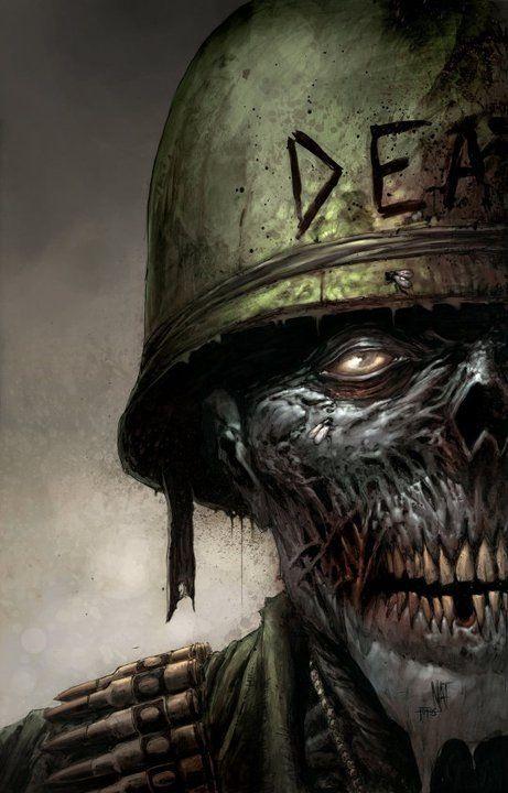 Dead Meat #zombies